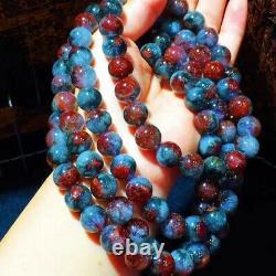 11.8mm Genuine Natural Auralite Crystal Beads Rare Bracelet AAAA