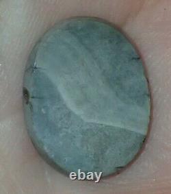 16mm Rare Ancient Roman Stone Intaglio, 1800+ Years Old, #S2732