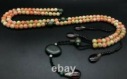 China antique Treasures Qing Dynasty rare gemcourt beads