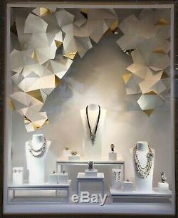 Gems en Vogue-Paris Collection-Panther Toggle Bracelet-Michael Valitutti-RARE NW