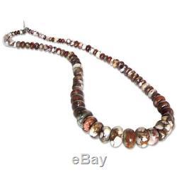 MERZIEs 4-14m rare AZ WILD HORSE Magnesite rondelles Wildhorse beads FREE S&H
