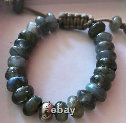 Me & Ro Labradorite Bracelet Vintage & Rare