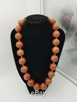 REAL and RARE Golden Sand Gemstone Necklace Healing Stone