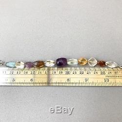 Rare Ancient Pyu Amethyst, Crystal, Quartz, Citrine, Stone Beads #480