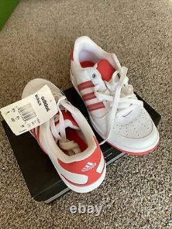 Rare Vintage 2003 Adidas Muralis White Melon Womens Shoes 038480 Sz 8 NEW NOS