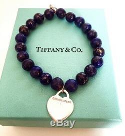 Tiffany & Co. Lapis Lazuli Bracelet (Rare)