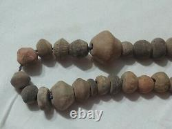 VERY RARE Indus Valley Harappan Terracotta Beads Necklace 2500-1500BC